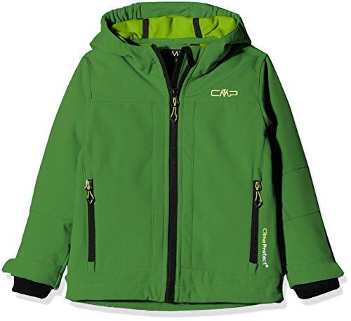 CMP Jungen Softshelljacke, Edera-Lime Green, 176, 3A00094 Preisvergleich