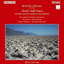 Devil's Golf Course (And Other Works For Musicians And Computers)