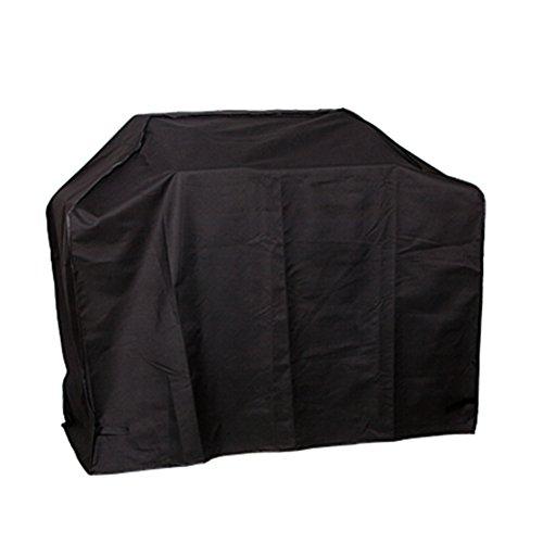 XGZ BBQ Grill Abdeckung, wasserfest, UV-Schutz Grill Heavy Duty Outdoor Grill Cover für rechteckig Gas/Elektro-Grill (150x 100x 125cm) - Elektro-grill-abdeckung