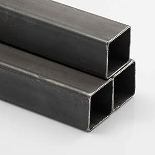 Stahl Quadratrohr 50 x 50 x 3 mm 1500 mm lang