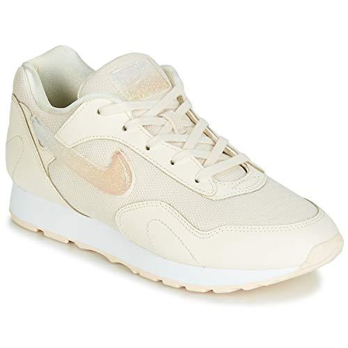 Nike Damen W Outburst PRM Leichtathletikschuhe, Mehrfarbig (Pale Ivory/Guava Ice/Summit White 100), 42 EU -