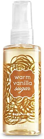 Bath and body works warm vanilla sugar fragrance mist 88ml