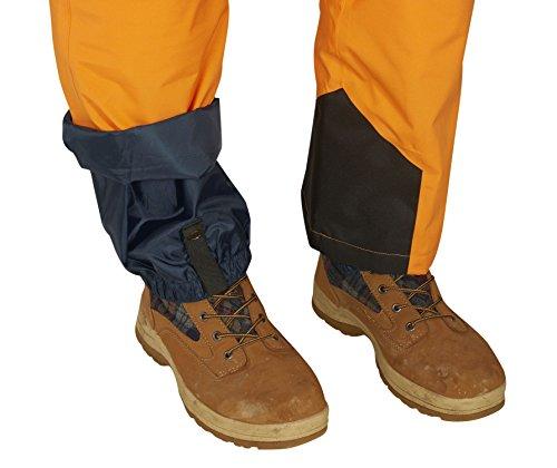 Fifty Five Herren Skihose Snowboardhose Orange (Orange 007)
