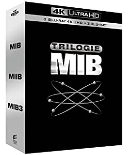Men in Black-Trilogie [4K Ultra HD + Blu-Ray] (B07DVGP98W) | Amazon price tracker / tracking, Amazon price history charts, Amazon price watches, Amazon price drop alerts