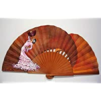 f8ac2c99f Amazon.es: abanicos de madera y tela: Handmade