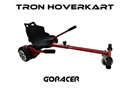 TRON The Official Red Racer Hoverkart …