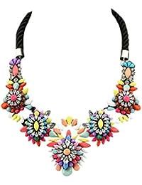 cercare più vicino a grande collezione Amazon.it: collane grosse - Bijoux a piccoli prezzi: Gioielli