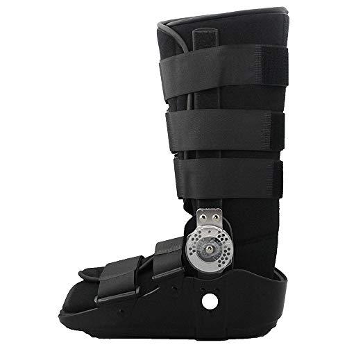 XIHAA Rebound Air Walker Boot, Einstellbare Aufblasbare Knöchel, Support Schuhe Schutz Für Fraktur Fibula Ligament Schaden, Schutz und Heilung Nach Fuß-Oder Knöchelverletzungen,S -