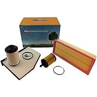 Millard Filters MZ-4143 - Kit de filtros para Leon 2, Octavia 2 y