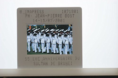 slides-photo-of-view-of-soldiers-marching-during-55th-anniversary-of-the-sultan-of-brunei