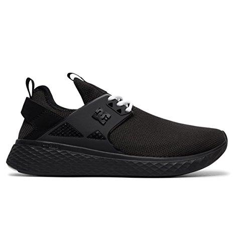 aa5a97f314e2cc DC Shoes Damen Meridian Sneaker Black White - psychoberat-bielefeld.de