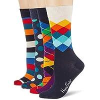 Happy Socks Mix Gift Box Sokken, 4-delige set