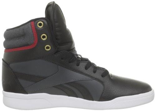 Reebok Sl Fitness Ultralite, Baskets mode homme Noir (J98328)