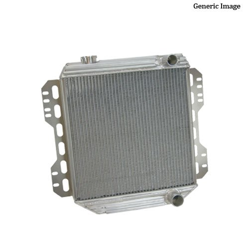 Preisvergleich Produktbild Nissens 60814 Kühler, Motorkühlung