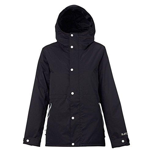 Burton Damen Twc Yea Jacket Snowboardjacke, True Black, M