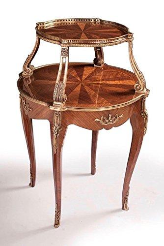 LouisXV Table Baroque MoTa1588 de Style Antique