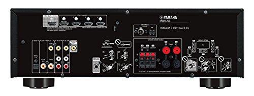 Yamaha RXV383 5 Channel AV Receiver - Black