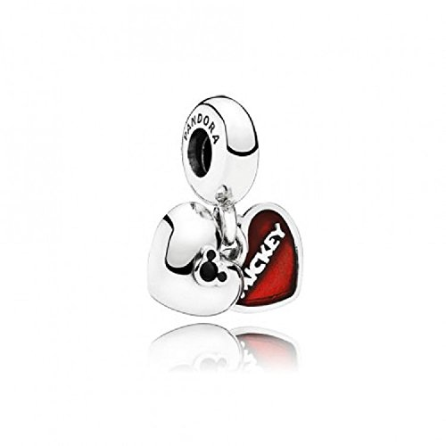 Angelo Pandora 791441 Nck Disney Mickey e Minnie Ciondola fascino