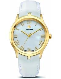 HANOWA 16-6000.02.001.20 - Reloj analógico de cuarzo para mujer, correa de