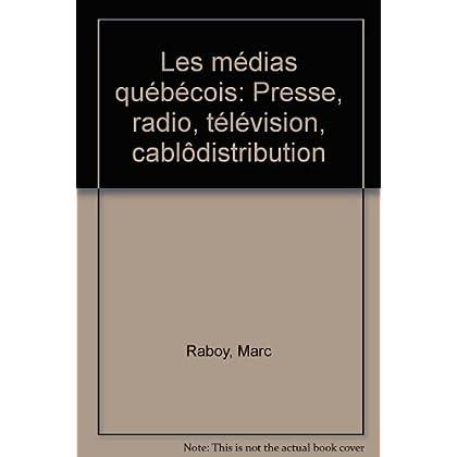 Les médias québécois