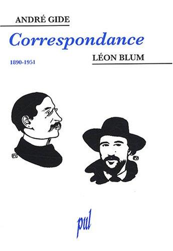 lon-blum-andr-gide-correspondance-1890-1951