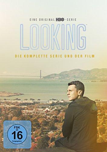 Looking: Die komplette Serie und der Film [5 DVDs]