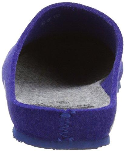 Scholl Athes Navy Blue/grey, Chaussons courts, non doublées femme Bleu - Blau (navy blue/grey)