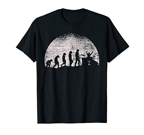 Vollmond-kinder T-shirt (Evolution Schlagzeug T-Shirt Schlagzeuger Vollmond)