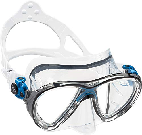 Cressi Big Eyes - Gafas de bucear Azul Azul
