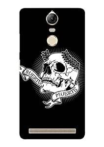 100 Degree Celsius Back Cover for Lenovo vibe k5 note (Designer Printed Multicolor)