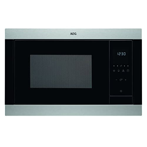 41AwFPI5soL. SS500  - AEG MSB2547D-M stainless steel Einbau-microwave with Grill