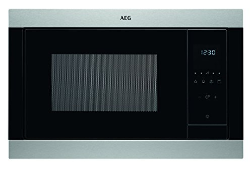 AEG msb2547d de M micro-ondes encastrable/500 kWh/an/900 W/23 L/barbecue
