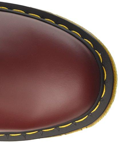 Dr. Martens 1460, Bottes mixte adulte Rouge