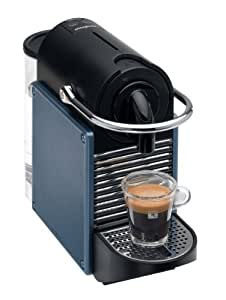Nespresso Pixie by Magimix Electric Steel Blue