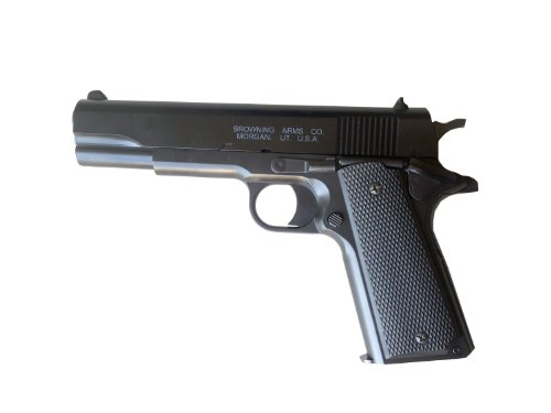 PISTOLET BROWNING 1911 NOIR SPRING UMAREX 0.5 JOULE 25159 AIRSOFT
