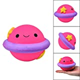 Tomatoa Lovely Space Star Mochi Squishys Toys,Space Star Scented Slow Rising Squishies Toy Squishes Stress Relief Toy for Kids (Multicolor)