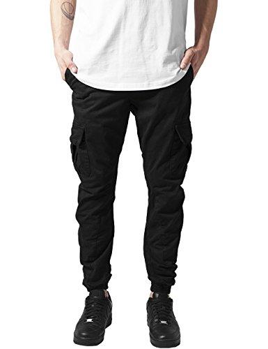 urban-classics-herren-slim-hose-cargo-jogging-pants-gr-m-schwarz-black-7