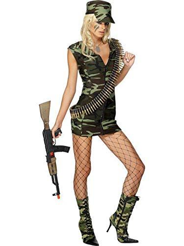 Kostüm Militärischen Sexy - SAMGU Frauen Sexy Tarnung Soldat Militär Kostüm Kommando Anzug Cosplay Uniform