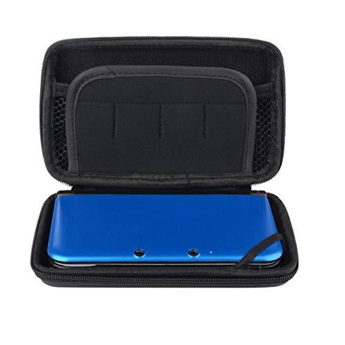 Cool Black Eva Haut Tragen Hard Case Tasche Beutel für Nintendo 3DS LL
