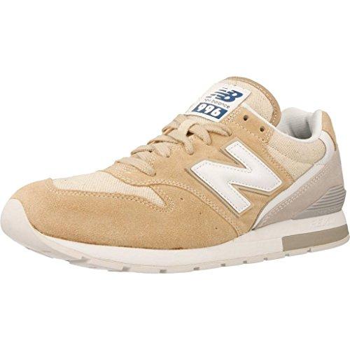 Calzado Deportivo Para Hombre, Color Blanco Roto, Marca New Balance, Modelo Masculino Zapato Deportivo New Balance Mrl996 Jy Blanco Sucio Blanco Sucio