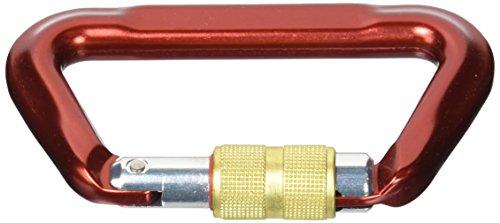 ypsilon-3600-stubai-sports-ei-mosqueton-anodizado-con-seguro-de-rosca-tamano-36-color-blanco