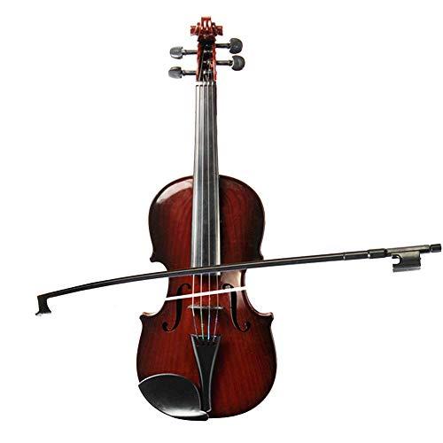 Lalaoo Simulation Geige Musikalisches Spielzeug, KINDER Bogen Anfänger Kinder Instrument Übungs Kann Play Puzzle Frühe Bildung Musik Anfänger Enlightenment Spielzeug