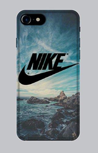 outlet store 94bde af623 ... Silikon Schutzhülle Ultra-Slim Gel TPU Bumper Cover Durchsichtige  Rückschale Weiche Silikon Ultradünne Handyhülle für iPhone 7-8 Brands 016  Nike