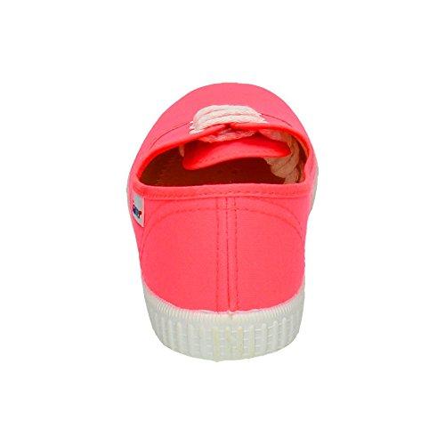 javer Donna scarpe sportive Fucsia Fluo