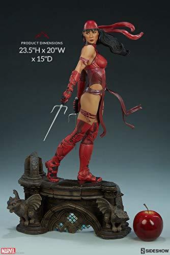 Marvel: Electra Premium - Elektra Marvel Kostüm