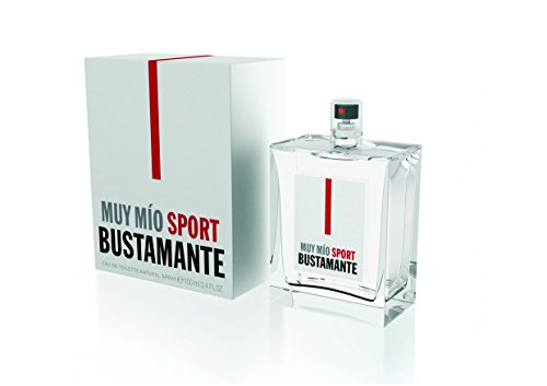 Bustamante Muy Mio Sport Acqua di Colonia - 100 ml