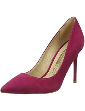 Buffalo London Damen Zs 6228-15 Nobuck  Pumps