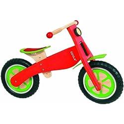 Goula - Bicicleta de madera sin pedales (Diset 54150)