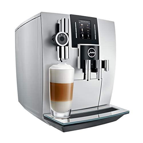 41AwSftBY0L. SS500  - JURA 15111 J6 Coffee Machine, Brilliant Silver