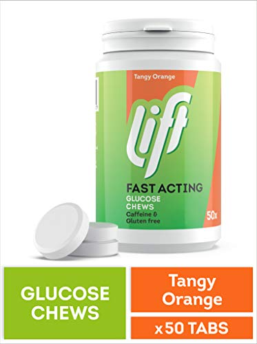 Glucotabs are fast acting chewable dextrose tablets. Each tablet contains 4 grams of quick acting glucose and can be used to treat mild or moderate hypos.